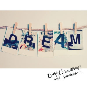 "Album art for Eric Nam's album ""Dream"""