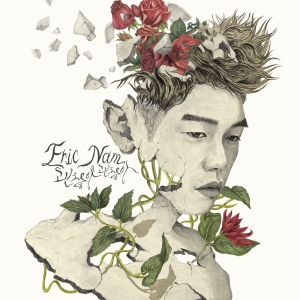 "Album art for Eric Nam's album ""I'm Okay"""