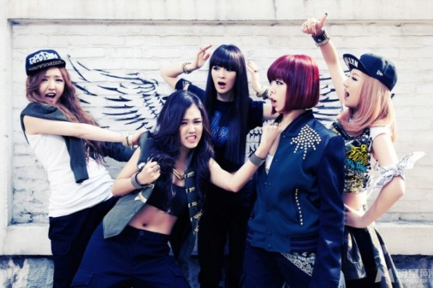 "Evol's ""Second Invasion"" promotional picture."