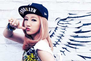 "Evol's J-Da ""Second Invasion"" promotional picture."