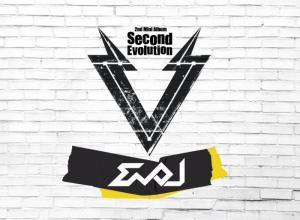 "Album art for EvoL's album ""Second Evolution"""