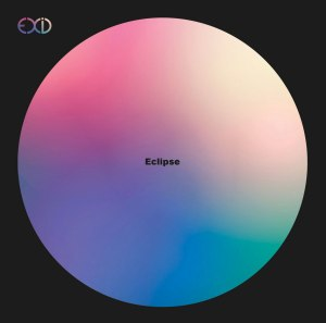 "Album art for EXID's album ""Eclipse"""
