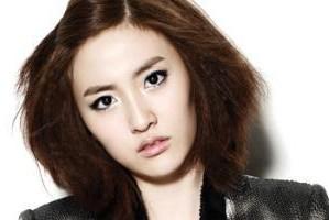 EXID's former member Haeryeong.