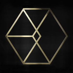 "Album art for EXO's album ""EXODUS"""
