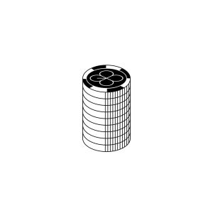 "Album art for EXO's album ""Lotto"""