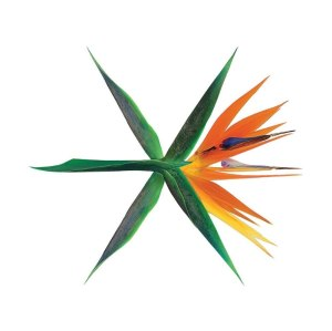 "Album art for EXO's album ""The War"""