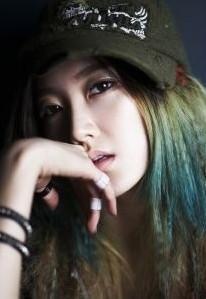 F-VE Dolls' former member Soomi.