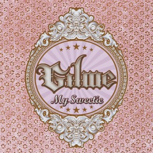 "Album art for Gilme's album ""My Sweetie"""