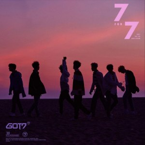 "Album art for GOT7's album ""7 For 7"""
