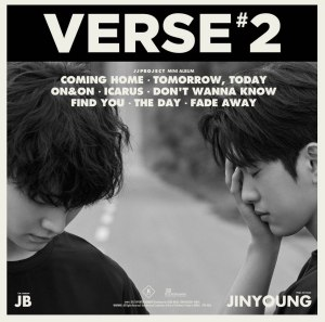 "Album art for JJ Project's album ""Verse 2"""