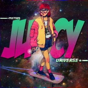 "Album art for Jucy (EvoL)'s Mixtape ""Universe"""