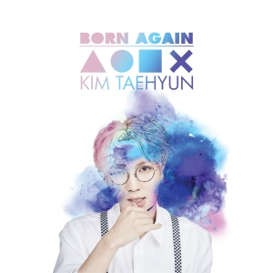 "Album art for Kim Tae hyun (Dickpunks)'s album ""Born Again"""