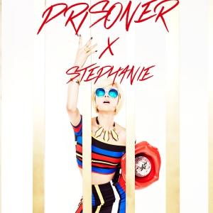 """Album art for Stephanie's album """"Prisoner"""""""