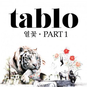 "Album art for Tablo's album ""Fever's end pt.1"""
