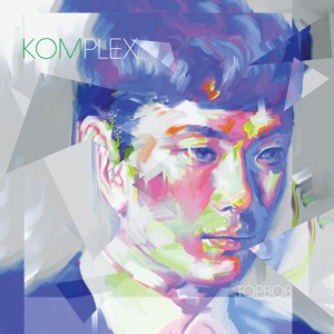 "Album art for Topbob's album ""Komplex"""