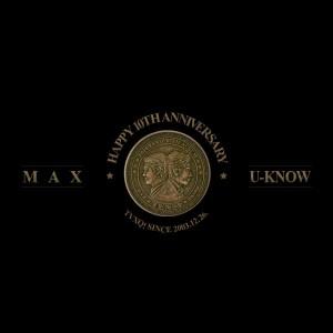 """Album art for TVXQ's album """"Tense"""""""