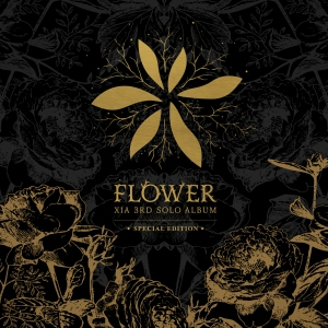 "Album art for XIA (Kim Junsu)'s album ""Flower: Special Edition"""