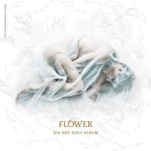 "Album art for Xia (Xiah) Junsu (JYJ)'s album ""Flower"""