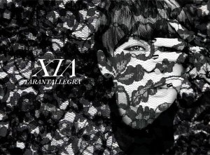 "Album art for Xia Junsu's album ""Tarentallegra"" MV"