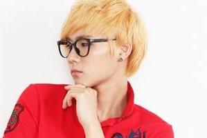 APrince's former member Taehyuk.