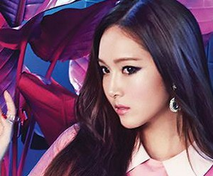 "Girls Generation's Jessica ""MR.MR"" promotional picture."