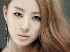 Girl's Day former member Jisun.