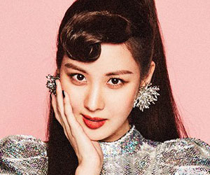 "Girls' Generation's [SNSD] Seohyun promotional picture for ""Holiday Night"""
