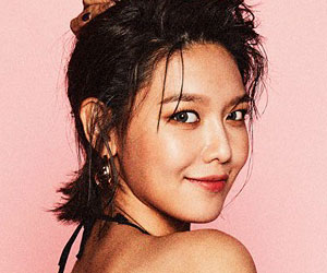 "Girls' Generation's [SNSD] Sooyoung promotional picture for ""Holiday Night"""