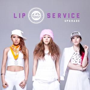 """Album art for Lip Service's album """"Upgrade"""""""