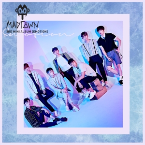 "Album art for MADTOWN's album ""Emotion"""