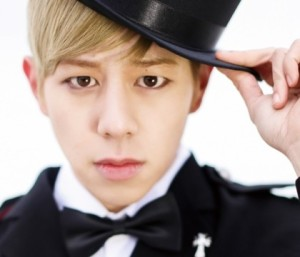 "Speed's Taewoon ""Circus"" promotional picture."