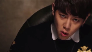 """Taewon from SPEED in The SeeYa's MV for """"Be With You"""""""