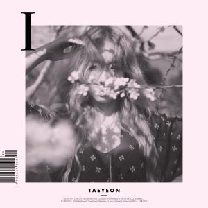 "Album art for Taeyeon (SNSD)'s album ""I"""