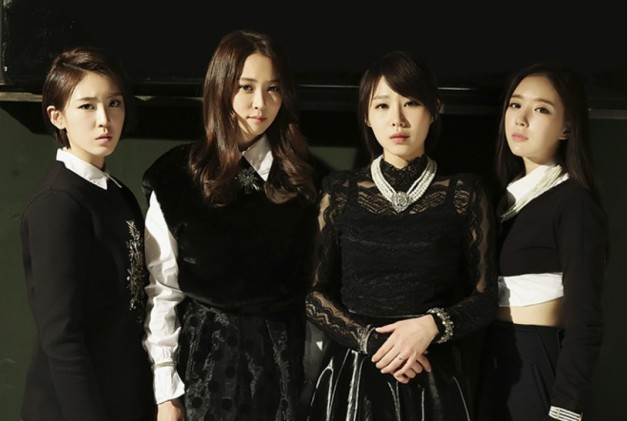 "The Seeya's ""Tell Me"" promotional picture."