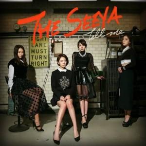 """Album art for The SeeYa's album """"Tell Me"""""""