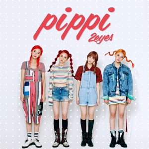 """Album art for 2Eyes's album """"Pippi"""""""