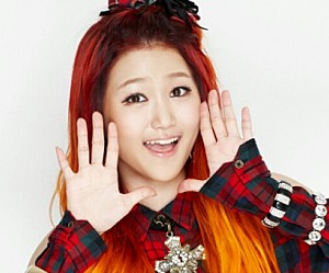 "2EYE's Yeonjun ""Shooting Star"" promotional picture."
