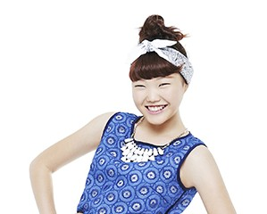 Akdong Musician's Soohyun promotional picture.