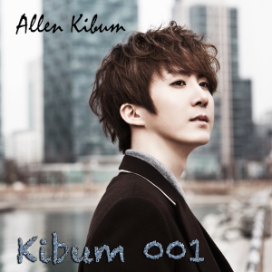 "Album art for Allen Kibum's album ""Kibum 001"""