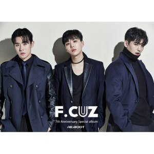 "Album art for F.Cuz's album ""Re:Boot"""