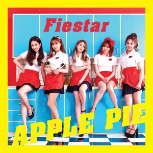 """Album art for Fiestar's album """"Apple Pie"""""""