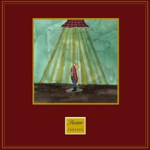 """album art for Fiestar's album """"Curious"""""""