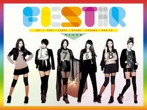 """Album art for Fiestar's album """"Vista"""""""