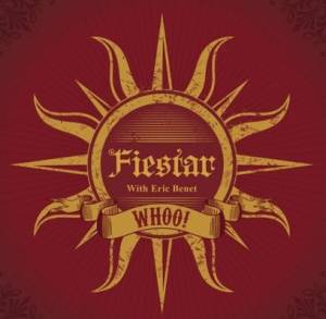 "Album art for Fiestar's album ""WHOO"""