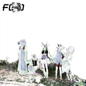 "Album art for F(x)'s album ""Electric Shock"""