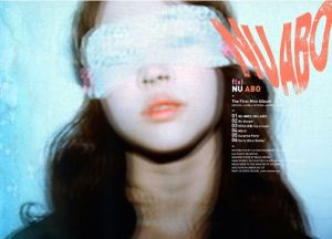 "Album art for F(x)'s album ""NU ABO"""