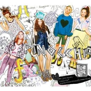 "Album art for F(x)'s album ""Pinocchio"""