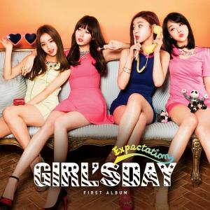 "Album art for Girl's Day's album ""Expectation"""
