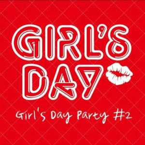 "Album art for Girl's Day's album ""Girl's Day Party #2"""