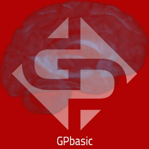 "Album art for GP Basic's album ""Edge Ta"""